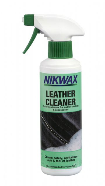 Leather Cleaner 300ml by Nikwax (NILC300)